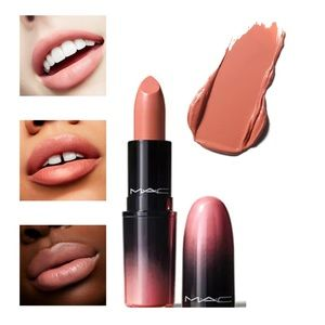 "MAC • Love Me Lipstick • ""Tres Blasé"""